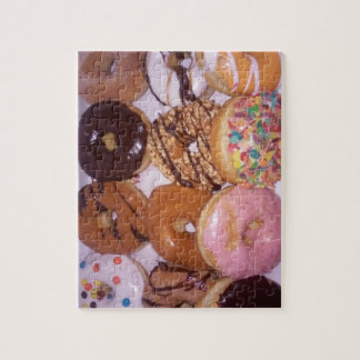 Donuts Donuts Donuts Jigsaw Puzzle
