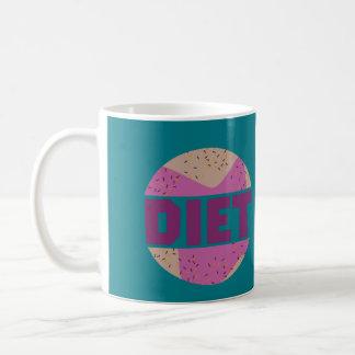 Donuts for diet Z16p9 Coffee Mug