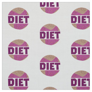 Donuts for diet Z16p9 Fabric