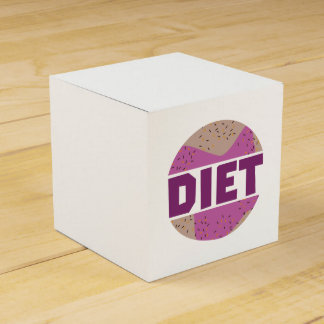 Donuts for diet Z16p9 Favor Box