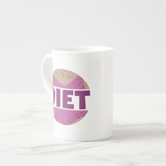 Donuts for diet Z16p9 Tea Cup
