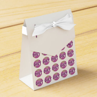 Donuts for diet Z16p9 Wedding Favor Boxes
