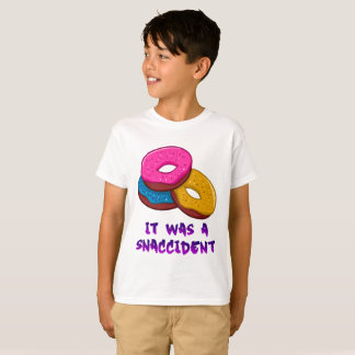 Donuts, it was a snaccident T-Shirt