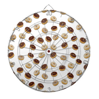 Donuts pattern dartboards