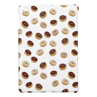 Donuts pattern iPad mini case