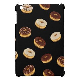 Donuts pattern iPad mini cover