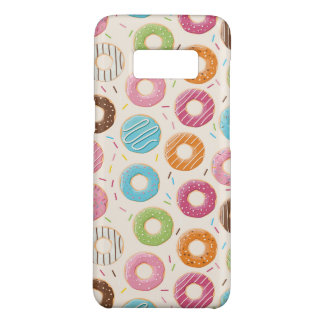 Donuts Samsung Galaxy S8, Barely There Phone Case