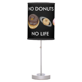 Donuts solar system table lamp