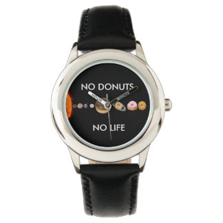 Donuts solar system watch