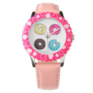 Donuts sweet watch