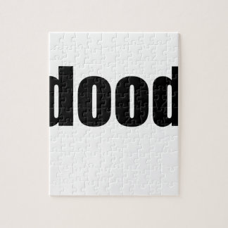 dood poop view weird desire lame unknown abstract jigsaw puzzle