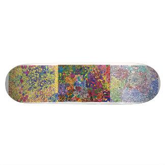 doodle 3, doodle 2, doodle 1 skateboards