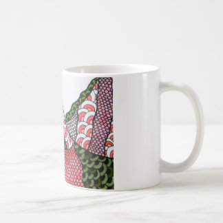 Doodle Bird Coffee Mug