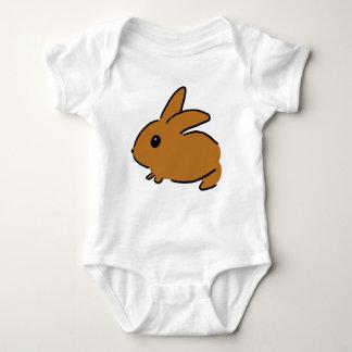 Doodle Bunny Baby Bodysuit
