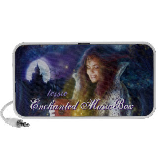 Doodle by OrigAudio™~Enchanted MusicBox Mp3 Speaker