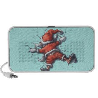 Doodle by OrigAudio Santa Claus Mini Speakers