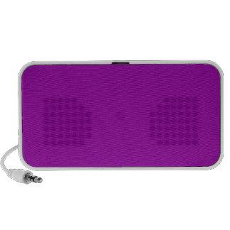 Doodle by OrigAudio (tm) Purple. PC Speakers