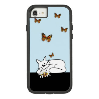 Doodle Cat Case-Mate Tough Extreme iPhone 8/7 Case