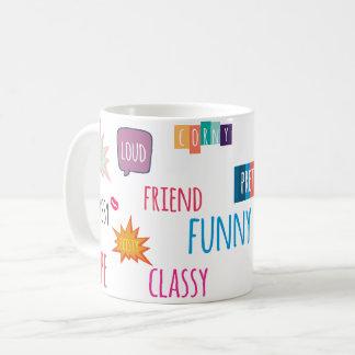 Doodle Coffee Mug