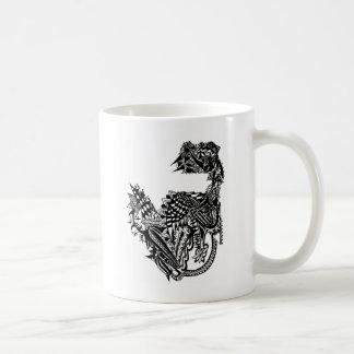 Doodle Design Coffee Mug