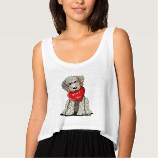 Doodle Dog Woof You Tank Top