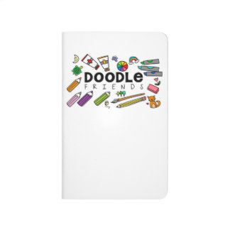 Doodle Friends Journal (with Doodles)