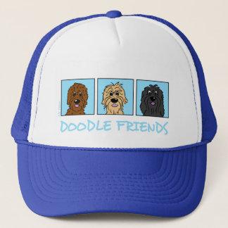 Doodle Friends Trucker Hat