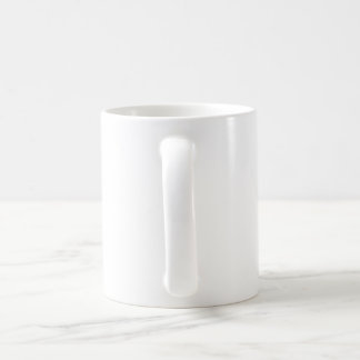 doodle hand drawn mug