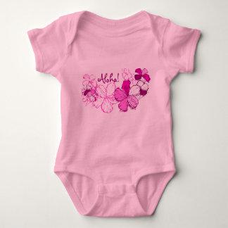Doodle Hibiscus Infant Creeper