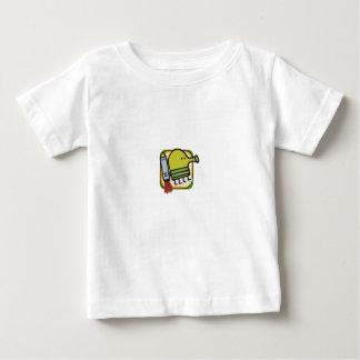 Doodle Jump Baby Shirt