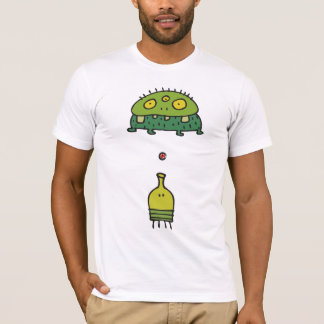 Doodle Jump Hubba the Jut Monster T-Shirt