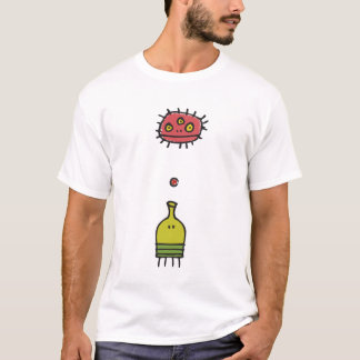 Doodle Jump Monster T-Shirt
