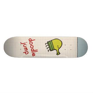 Doodle Jump Skateboard
