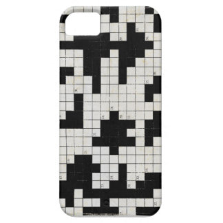 doodle pattern black and white iPhone 5 case