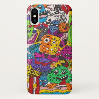 DOODLE PHONE CASES