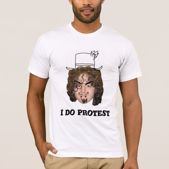 Doodle-Protest - Customized T-Shirt