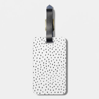 Doodle Spot Luggage Tag