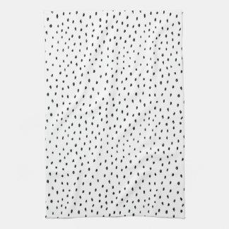 Doodle Spot Tea Towel