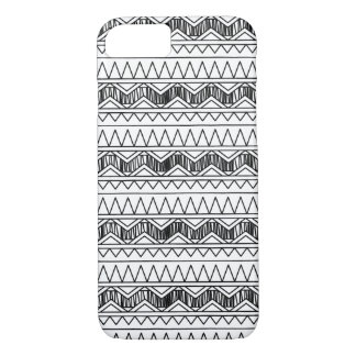 Doodle Style Tribal iPhone Case