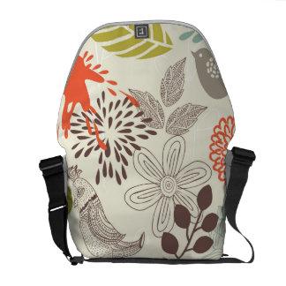 doodle vector Bag Commuter Bag