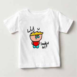 Doodle - What U Lookin At Baby T-Shirt