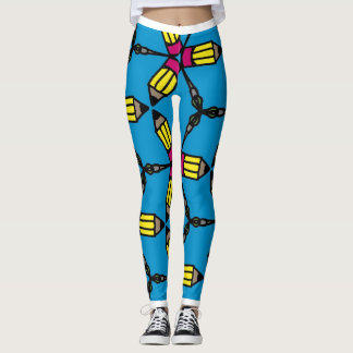 Doodle Your Life Leggings
