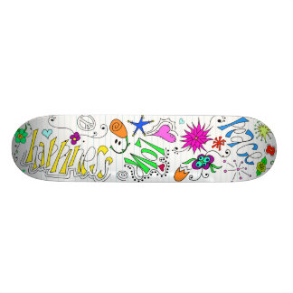 Doodleboard Skateboard Decks