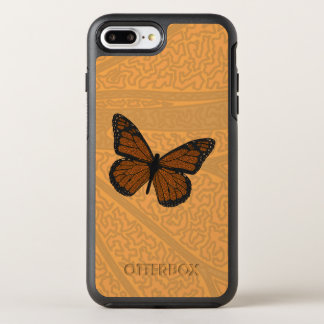 Doodled Monarch Otterbox Phone Case