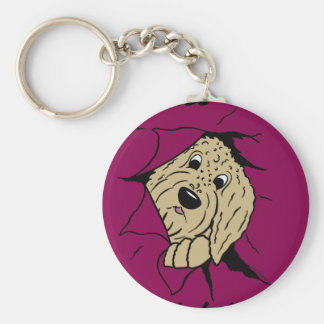 Doodles are just like that! keychain
