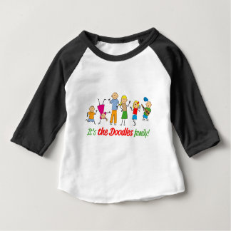 Doodles family baby T-Shirt