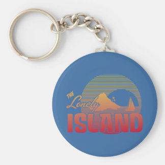 Dookie Island - Color Keychain