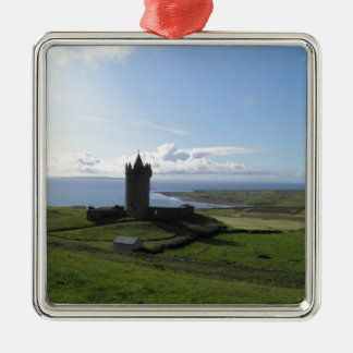 Doolin, Ireland Metal Ornament