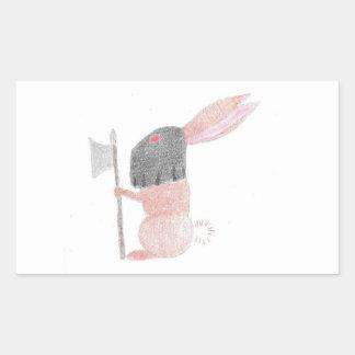Doom Bunny Sticker