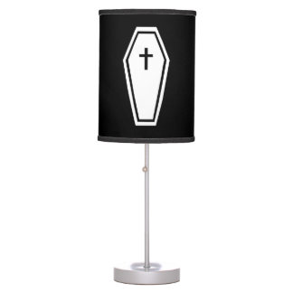 Doom Coffin Table Lamp